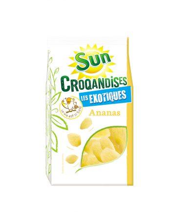 Ananas 250g croqandises SUN