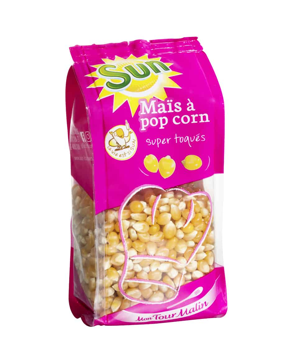 Mais à Pop Corn SUN