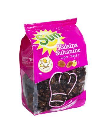 Raisins Secs Sultanine SUN