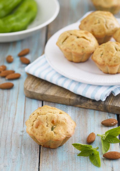 muffin-poivron-amandes