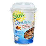 Douchou – cacahuètes caramélisées aux paradisiaques éclats de noix de coco