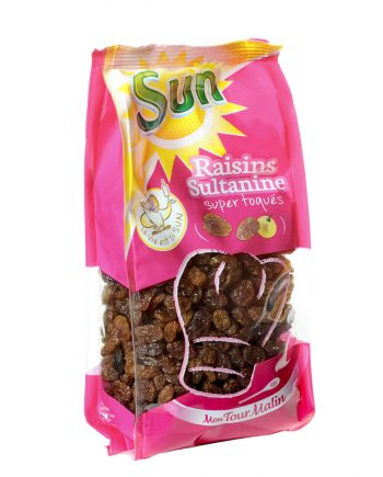 raisins-sultanine