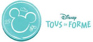 logo Disney tous en forme