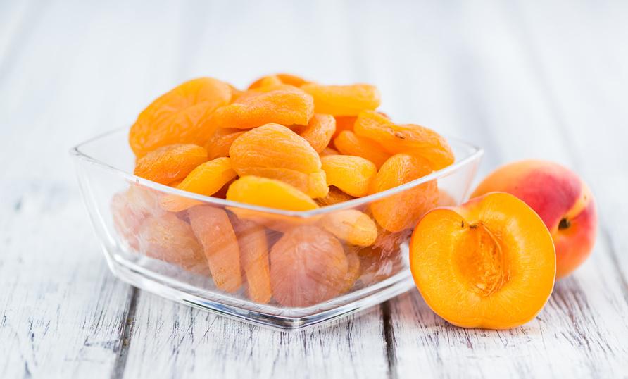 Abricots secs