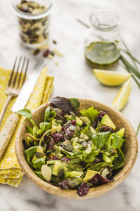 Salade de printemps