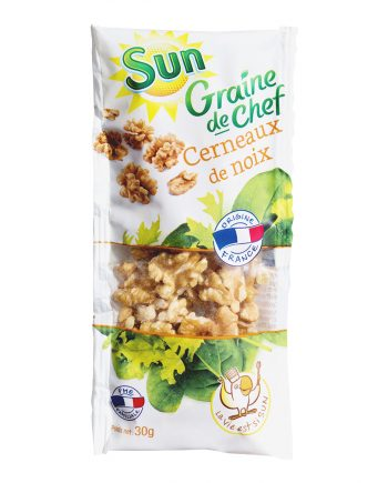 CERNEAUX DE NOIX ORIGINE FRANCE GRAINE DE CHEF 30G