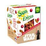 SUN ENCAS star wars Amandes cranberries 175g
