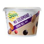 Mini CUP SUN amandes, noix de pécan, raisins, cranberries 110g